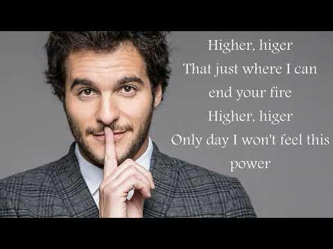 Amir ~ Higher ~ Lyrics