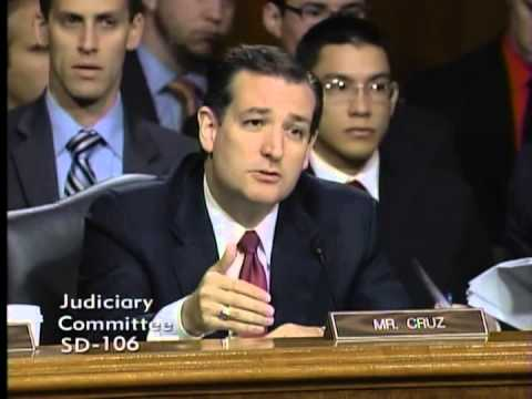Sen. Ted Cruz Q&A with FBI Director Robert S. Mueller