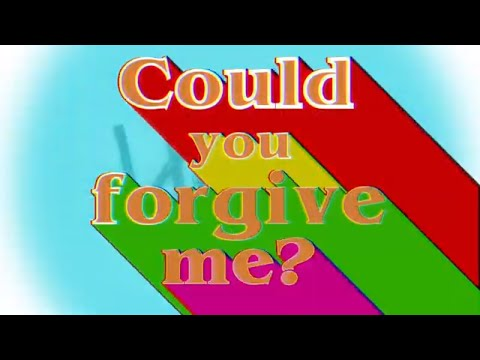 Husk - Could You Forgive Me (Official Lyric Video 2019)