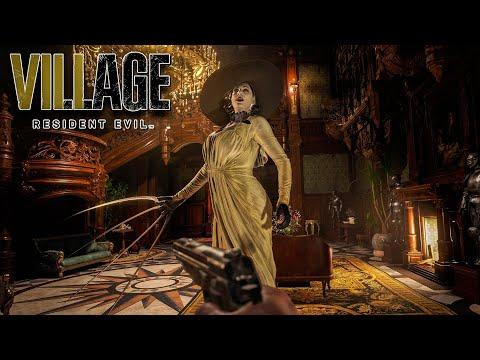 MLADY 🌹  - Resident Evil Village #1