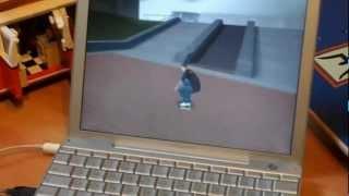 """SkaterBook III - Apple PowerBook G4 12"""""""