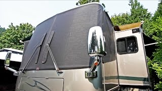 Our RV Windshield Screens Are Driving Us Batty! Thumbnail