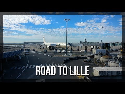CDG - Road to Lille