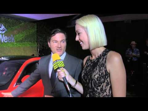 Peter O'Meara | Jaguar Red Carpet Interview | AfterBuzz TV