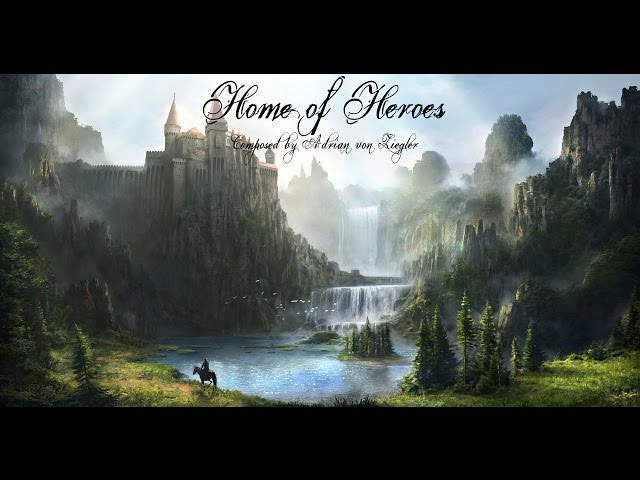 Celtic Music - Home of Heroes
