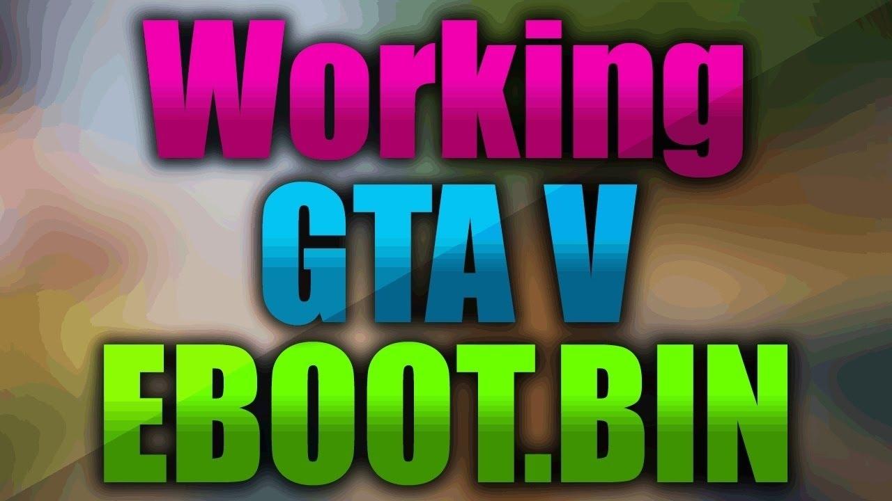 Gta 5 eboot original download
