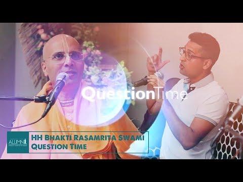 Question Time - HH Bhakti Rasamrita Swami