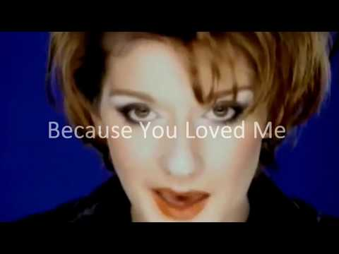Because You Loved Me - Piano Mp3