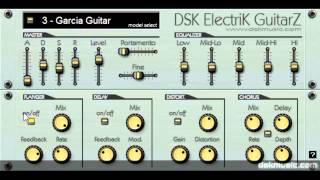 DSK ElektriK GuitarZ - Free VST