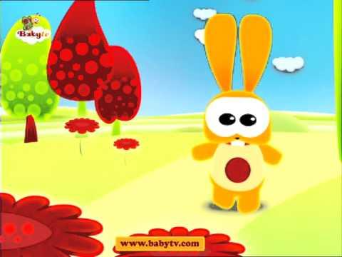 Babytv Nursery Rhymes Rabbit Jack By Babytv Youtube