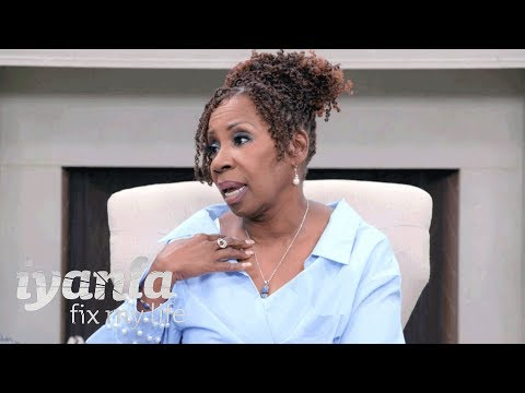 Iyanla Talks Brandi Through a Tough Conversation About Jason's Drinking | Iyanla: Fix My Life | OWN