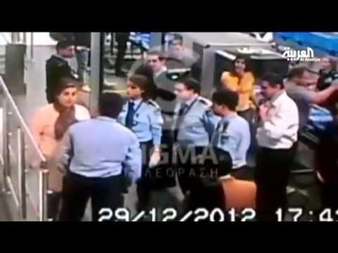 Egyptian ambassador slaps Cyprus airport officer