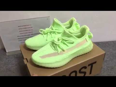 8bcb149c9 Where To Buy Adidas Yeezy Boost 350 V2 GID Glow In The Dark - YouTube