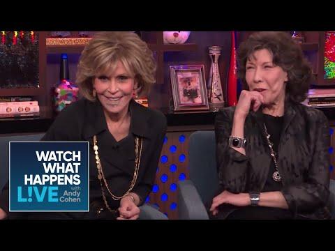Has Jane Fonda Tried Molly Or Ayahuasca?  WWHL