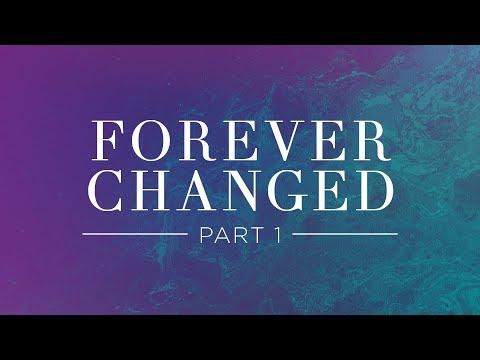 Pastor Adam Mesa   Forever Changed