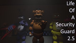 SFM FNAF Life Of A Security Guard 2 5