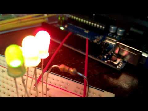 Fading LEDs
