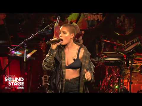 Cover Lagu Halsey May 16, 2017 Performance and Interview STAFABAND