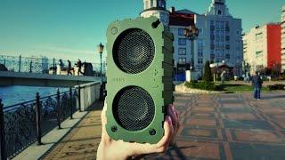 Philips BR-1X. Обзор защищенной автономной колонки.