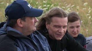 Бэкстейдж со съемок клипа