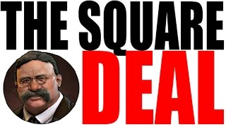 The Square Deal for Dummies - Teddy Roosevelt