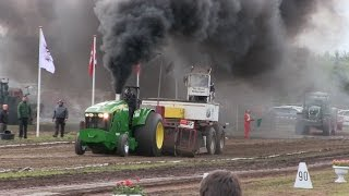 A Day In Real Life #8 | Tractor Pulling Madness!