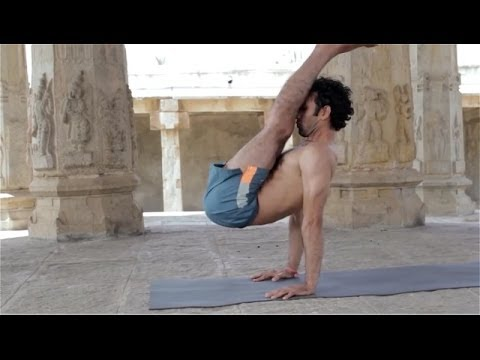 ashtanga yoga with ajay tokas (full sequence)