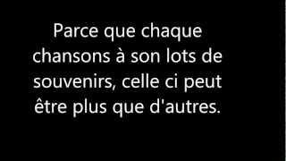 Lisen to your Heart- Paroles françaises: