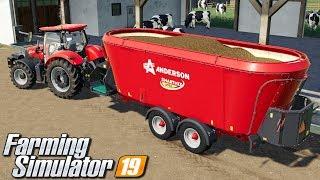 Obrządki - Farming Simulator 19 | #111
