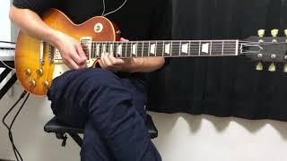 ひいてみた 泣きのソロが痺れぅ!! #Led Zeppelin#Whole Lotta Love Guitar #cover#ひいてみた.
