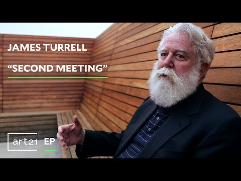 """James Turrell: """"Second Meeting"""" 