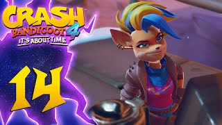 Crash Bandicoot 4: It's About Time ITA [Parte 14 - Costruzione Ponti]