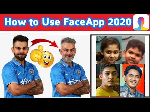 how-to-use-faceapp-tamil-|-faceapp-new-tricks-2020-|-faceapp-challenge---rk-tamil-tech