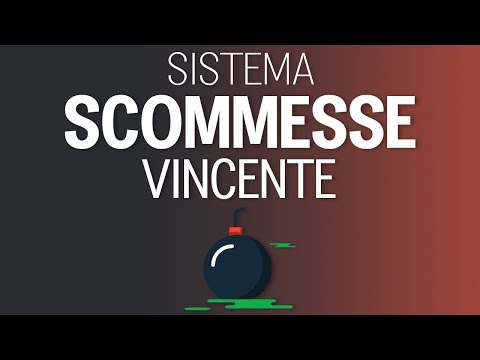 Sistema Over2,5+NoGoal e le vincite si moltiplicano. from YouTube · Duration:  6 minutes 23 seconds