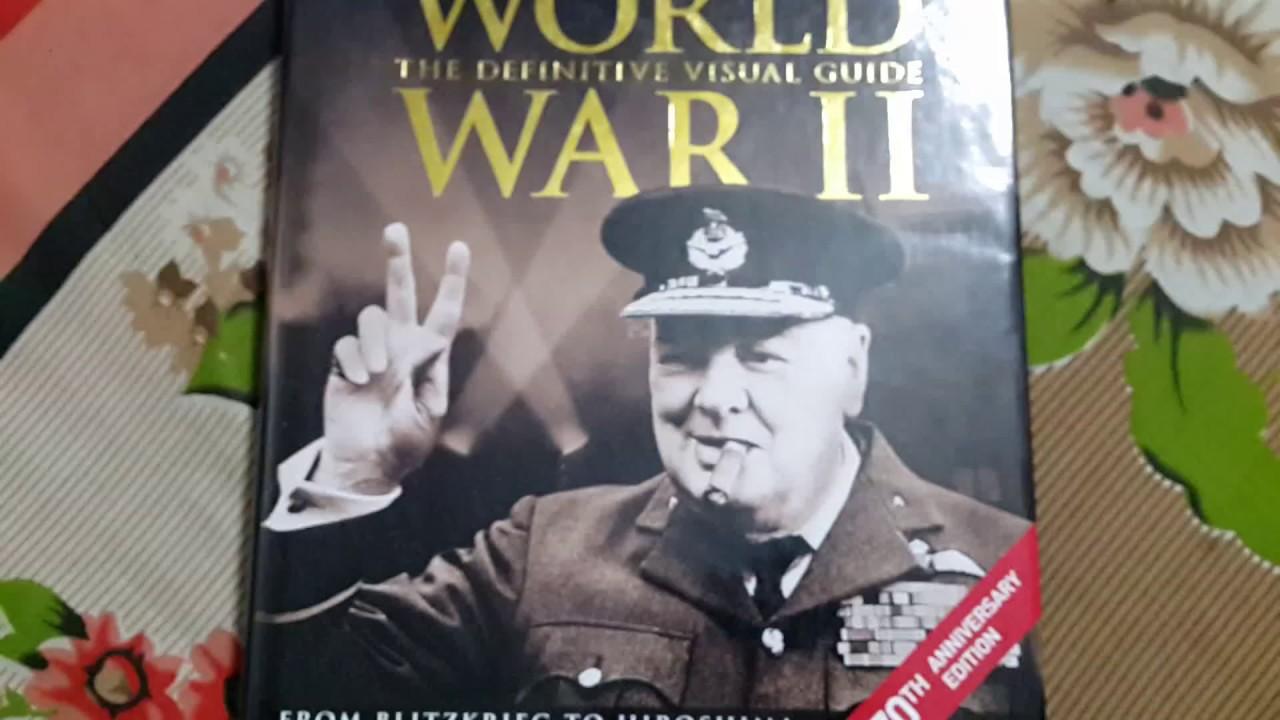 World War II The Definitive Visual Guide DK YouTube