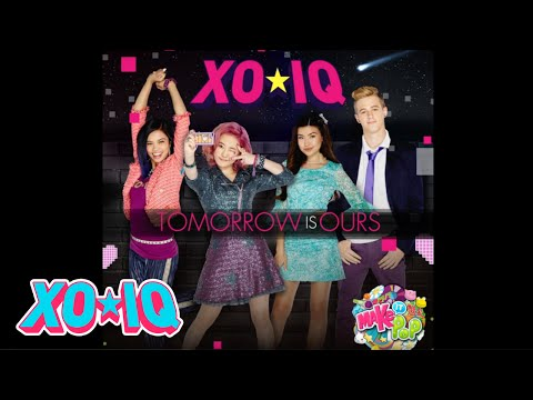 Make It Pop's XO-IQ - Music's All I Got (Audio)