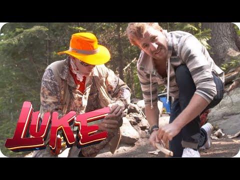 Extremes Survival-Training in Kanada - LUKE! Die Woche und ich | SAT.1