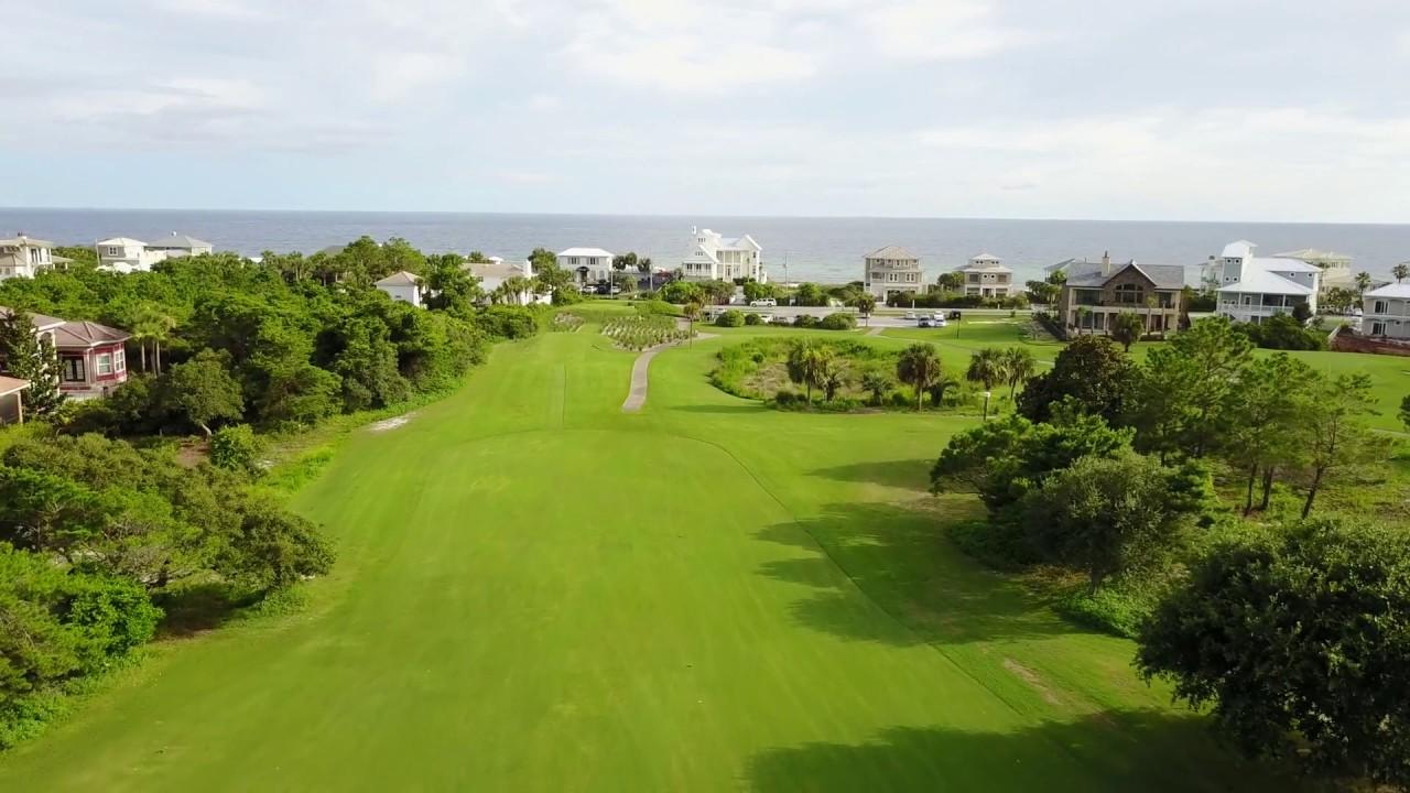 Golf Course At Santa Rosa Beach Club