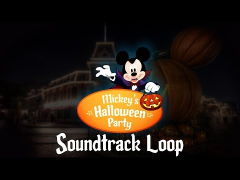 Mickey's Halloween Party Music: Full Soundtrack