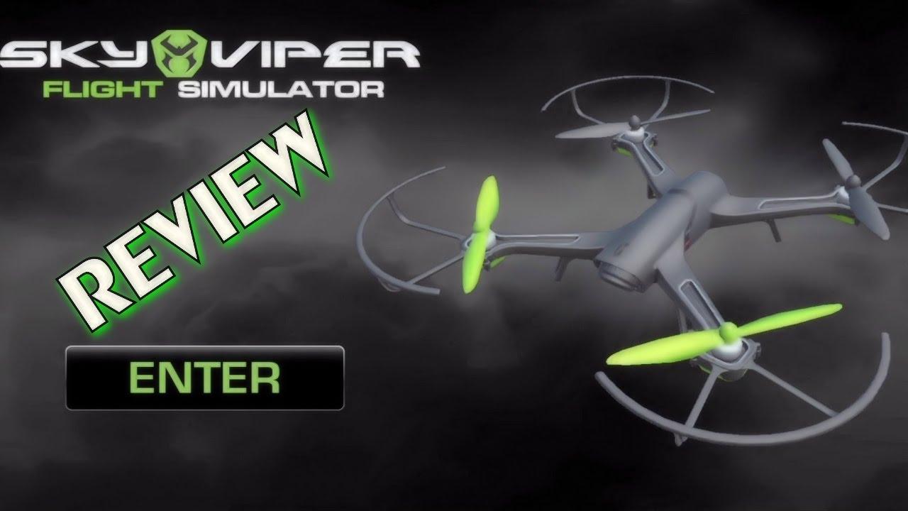 268 - SKY VIPER SIMULATOR -