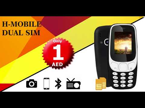 H Mobile 3310 in 1 AED