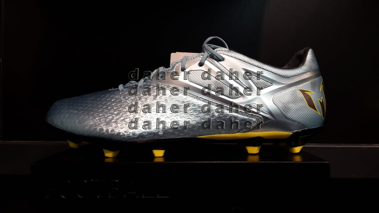 Nice Adidas Upcoming Football Shoes For 2015/2016 (messi/suarez/bale/neuer)    YouTube