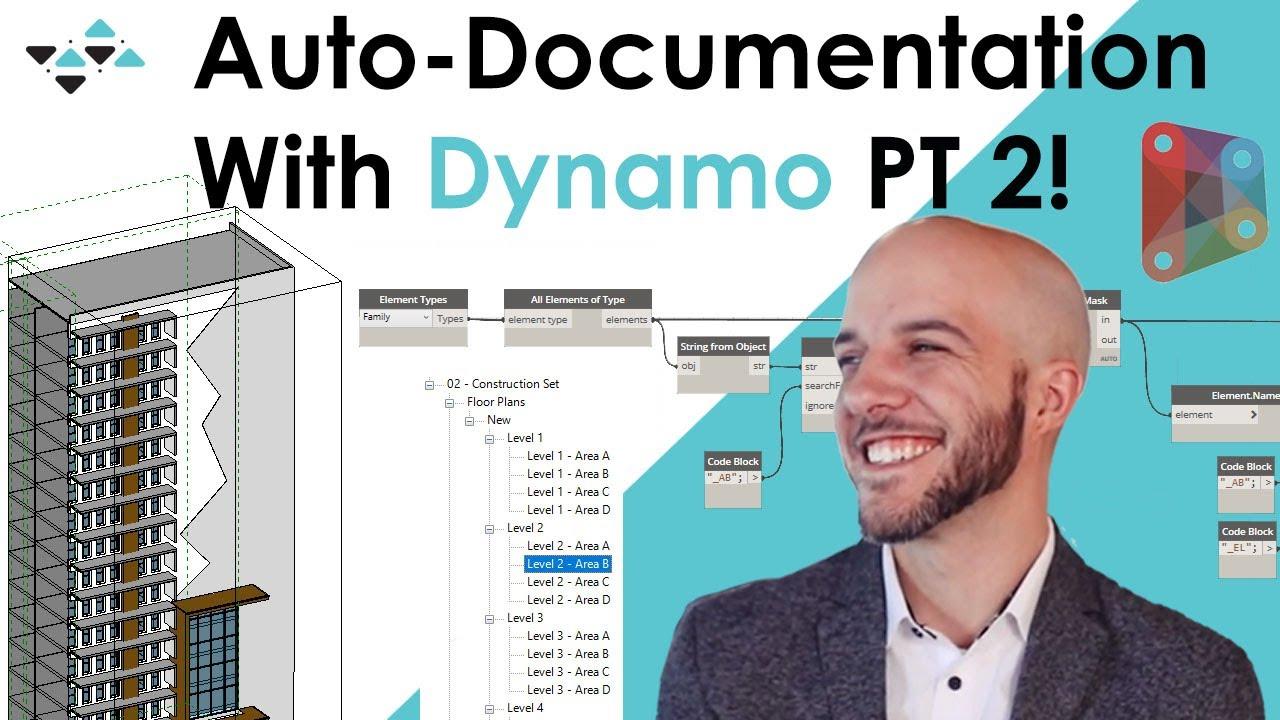 Auto-Documentation For Revit Part 2