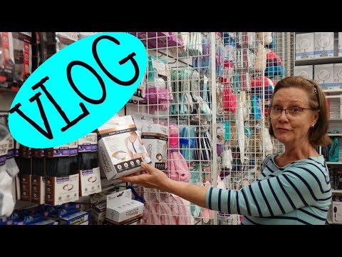 Vlog: Shopping for wax melts at Bed Bath & Beyond|Dr Dray