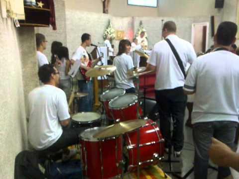 Ministério VSJ - Vigilia Pascal - Quero te dar a Paz - 23/04/2011 - Biquinha - SCJ