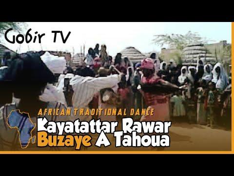 African traditional dance: Buzaye na rawar gargajiya- Gobir TV thumbnail