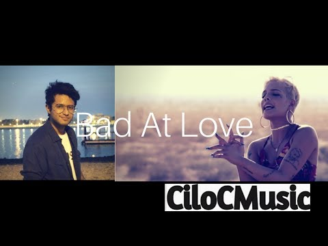 Bad At Love Cover ( Rap ) - Halsey L Cilo C