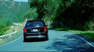 Mercedes Benz GLK 250 BlueTec Turbo Diesel – Higher Compression Than Most Modern Performance Cars!