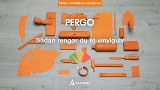 Sådan rengør du et vinylgulv