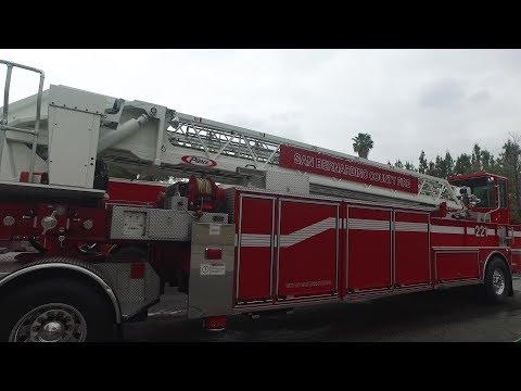 San Bernardino County Fire Department 2018